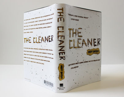 The Cleaner Book Jacket