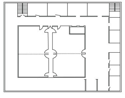 Real Estate Portfolio (Vector Floor plans, Maps etc.)