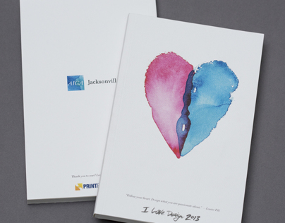 Louise Fili sketchbook