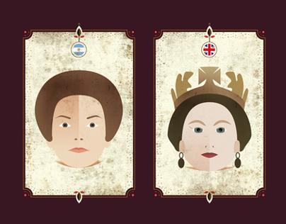 Historical Women in Power