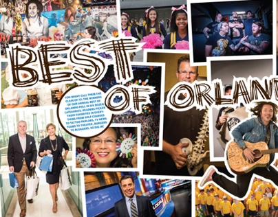 Orlando magazine, Best of Orlando, August 2013