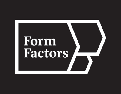 Form Factors Identity and Signage