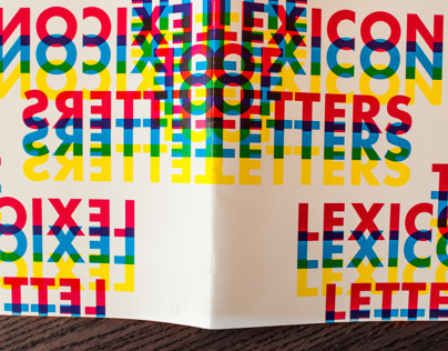 The Lexicon of Letters
