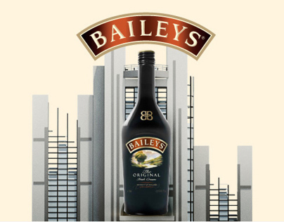 Baileys 3D Projection