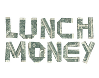 Lunch Money Typeface
