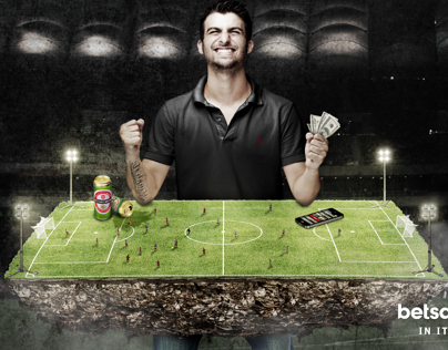 Betsafe Football Artwork