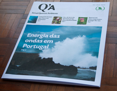 Quercus Ambiente Newspaper