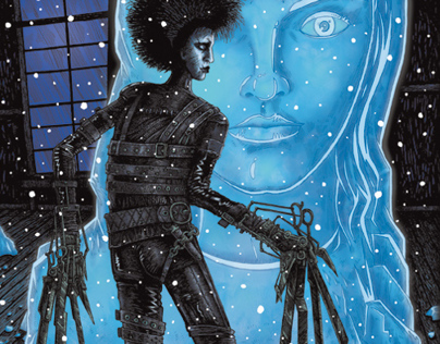 Edward Scissorhands 2013