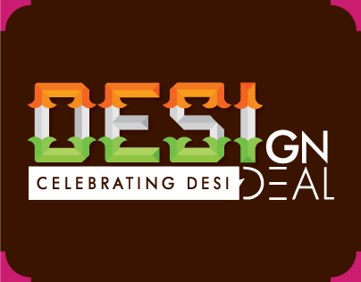 DESIgnDeal - Celebrating Desi!