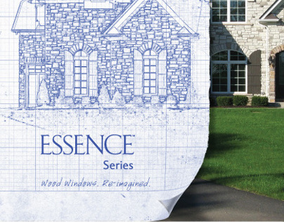 Essence Architectural Advertising Print & Web