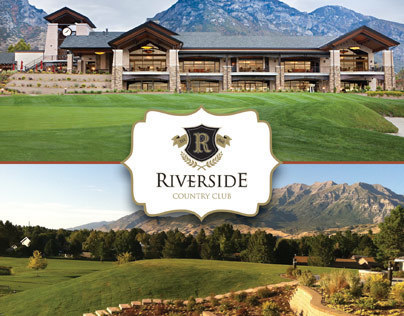 Riverside Country Club Rebranding Campaign
