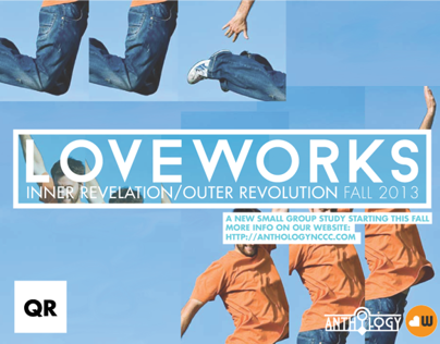 Love Works; Fall/Winter 2013 Small Group Branding