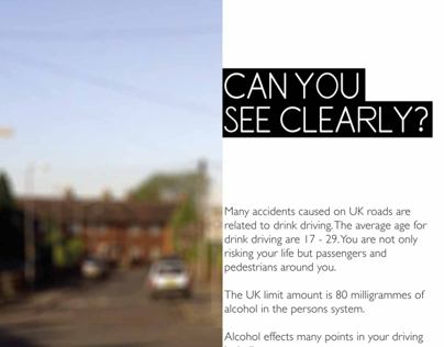 Cleveland Police - Drink Driving Awareness