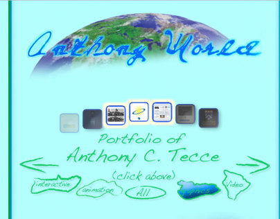 AnthonyWorld - Version 4