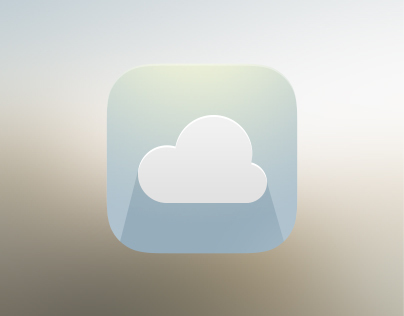 Weather App live icon