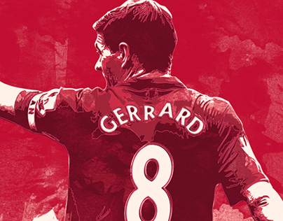 Gerrard ''Legend of Anfield''