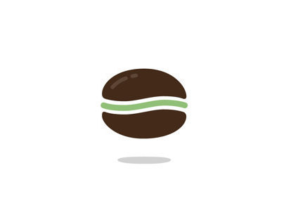 Coffee Burger - Fictional Brand