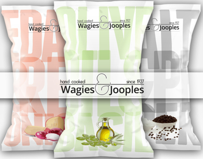Wagies&Jooples (packaging design)