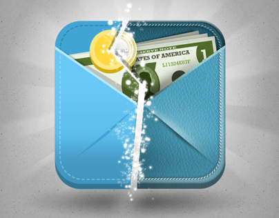 Envelope Wallet Icon