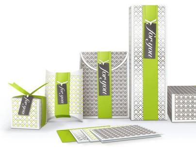 Gift Packaging Series
