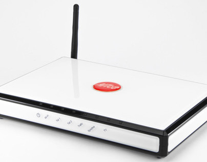 "Telecom Italia Alicegate 2 ""milky"" - router wireless"