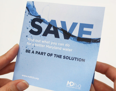Maryland Water - Public Awareness Campaign