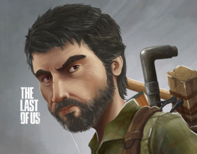 Joel - The Last Of Us