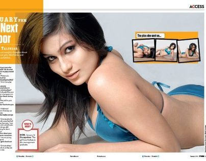 FHM India Girl Next Door January 2013