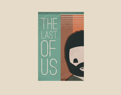 'The Last of Us'  - An unconventional poster