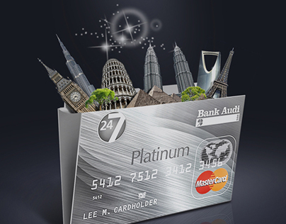 Platinum Debit Card - Audi Bank