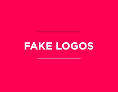 Fake Logos and Brands