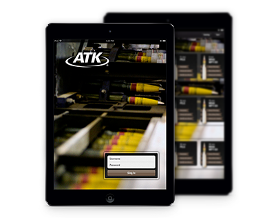 ATK catalog for iPAD