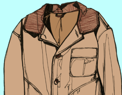 Pops Jacket No. 3
