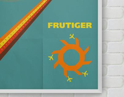 Typography Poster (Adrian Frutiger)