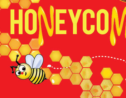 Honeycomb Cereal Packaging Design