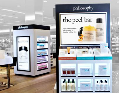 Philosophy P.O.S / Retail