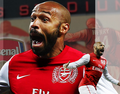 Thierry 'THE KING' Henry