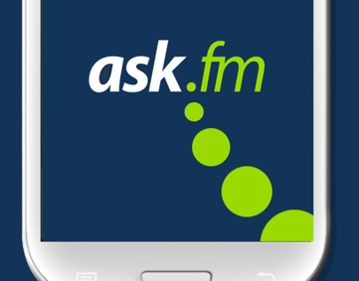 Application Mob :Ask fm