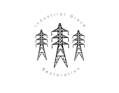 Industrial Grace Restoration Logo