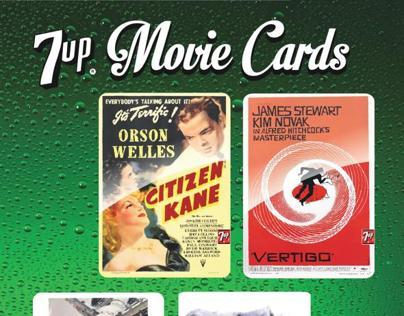 7up MOVIE CARDS