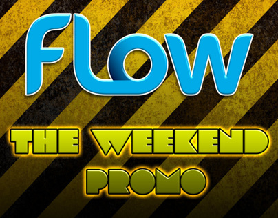 The Weekend Flow promo