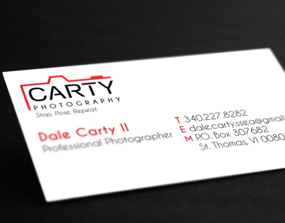 Identity-Carty Photography