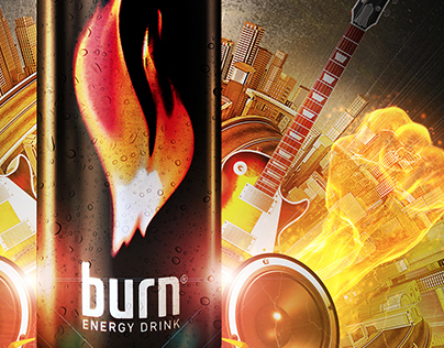 AD: Burn Energy Drink