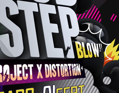Dubstep Blow / Project X distortion