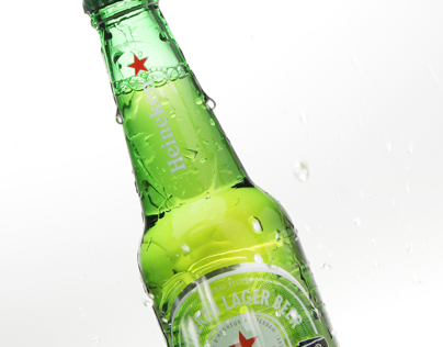 Heineken Studio Shoot