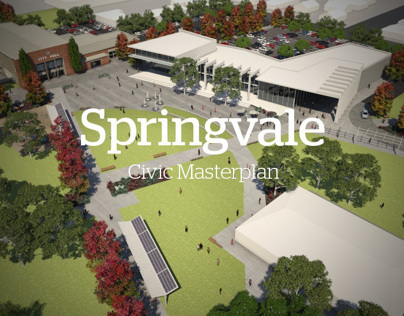 Springvale Civic Masterplan