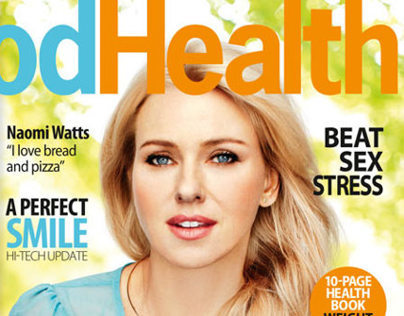 6 Most Amazing & Beautiful Health Magazine Covers