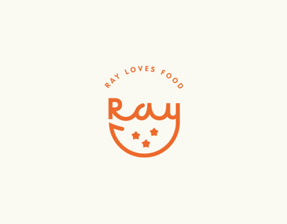 Ray loves food