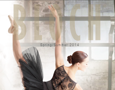 BLOCH FW2014 CATALOGUE