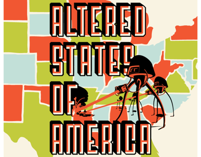 Altered States of America: Our First Kickstarter
